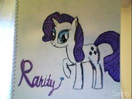 I AM RARITY! by lightning132000