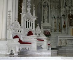 Denver Cathedral Seating 48 by Falln-Stock