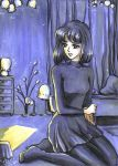 ACEO #09 - Hotaru Tomoe by Toto-the-cat