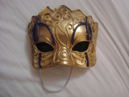 The Hellequin's mask step 10 [final] by Josumi-kun