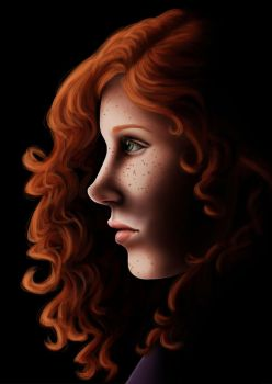 Clary Fray by achelseabee