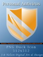 Personal Antivirus Dock Icon by ShadowLights