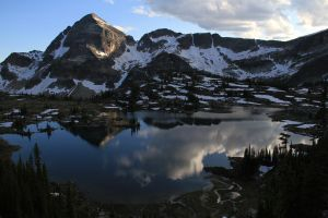 Gwillum lake by BCMountainClimber