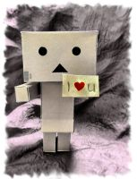 Danbo Love by ugnip