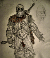 Norse Assassin by McDagles