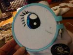 Rarity's eye by caashley