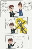Jack Apologizes - Doctor Who by CaptainAki13