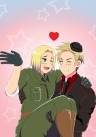 APH Request: Need a Lift by khakipants12