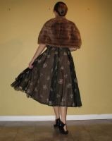 Vintage Dress 4 by magickstock
