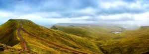Wales .02 - Ups and downs by Pharaun333