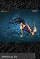 FLY ASWANG: Bessie's reflection by creativemediaph