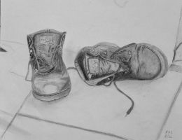 Boots by kennyc
