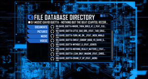File Directory by BlueWolf-Productions