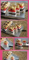 mini cake by Ivonea