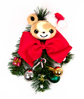 Teddiursa Christmas Ornament by caffwin
