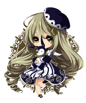 Commission extra: Alice by Hachiimi