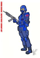 Cobra Soldier by Inspector97