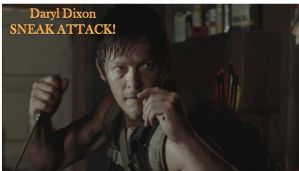 Daryl's War Tactics by Daryl-BarbossaDixon