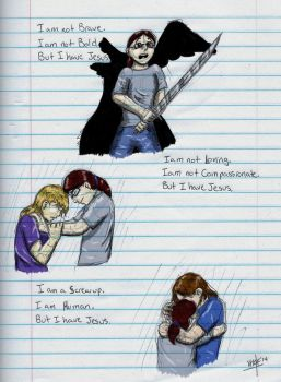 But I Have Jesus by WindWings15