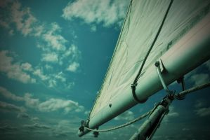 sailing 2 by bewing