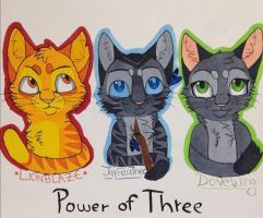 Power of three by AphBritain