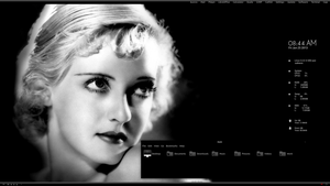 Bette Davis by pissnaround