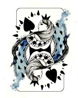 Queen of Spades revised by LauraMossop