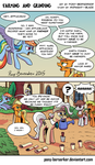 Farming And Grinding (edited) by Pony-Berserker