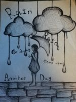 A rainy day by Lemonthrower