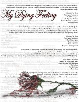 My Dying Feeling by thisfleshavenged