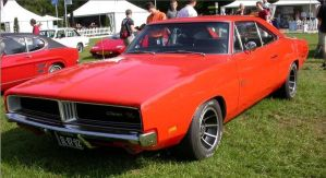 Dodge Charger by fatcoon