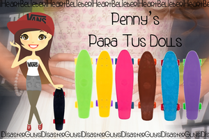 Penny's Para tus Doll by iHeartBelieber