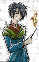 Tom Riddle - Diary of Secrets by kimiko