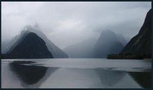 Milford Sound by narlified