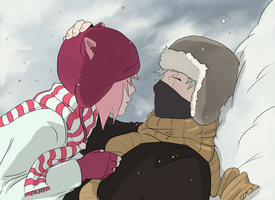 Snow Day by haruhanna