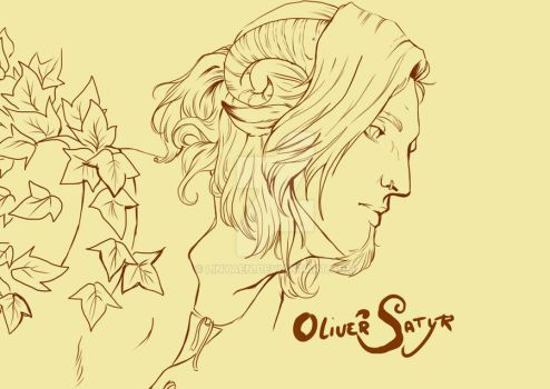 SaTyr-preview by Linyaen