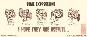 Some Expressions by Cid-Vicious