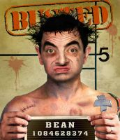 Bean busted by funkwood