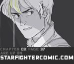 STARFIGHTER CH03 PAGE 37 by HamletMachine