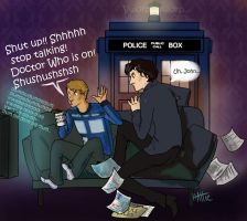 221b Whovian Nights by Mad-Hattie