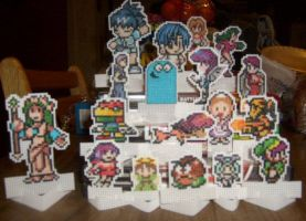 X-Stitch Standee Class Photo by missy-tannenbaum