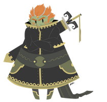 Little Ganon by HollywoodVoodoo