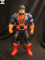 MOTUC custom Dragstor by masterenglish