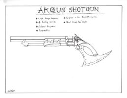 The Argus Shotgun by gunslinger87