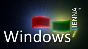 Windows Seven Concept Logo one by yavinfour