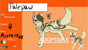 .: TcotV :. FREE group adoptable 3 CLOSED by TheClansOf-TheValley