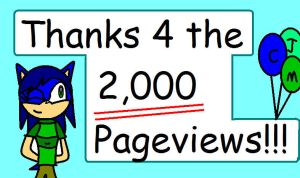 2000 Pageviews by BladerGirl101