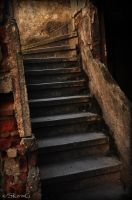 Old Stairs by SKerimG