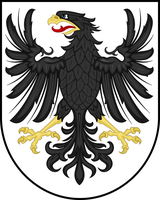 Coat of Arms of the Republic of Prussia by TiltschMaster