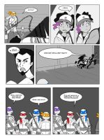 TMNT fan comic: Walks like an Angel part 9 by ActionKiddy
